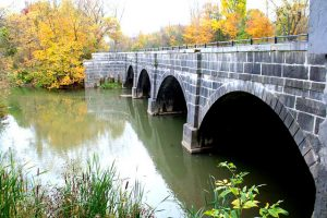 Camillus Aqueduct by Lisa https://www.flickr.com/photos/thedeity315/